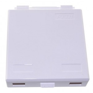 AMP926 Caja terminal interior FO 86x86x23mm sin adaptadores (Roseta terminal ICT-2)