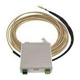 AMP834 Conjunto latiguillo dúplex reforzado para entubar 10 metros con caja terminal + 2 adaptadores SC/SC APC