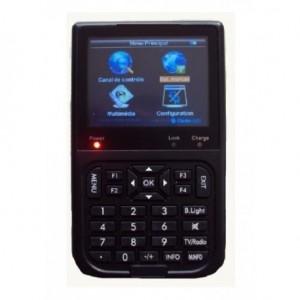 AMP501 Medidor de campo TV Terrestre Digital con pantalla