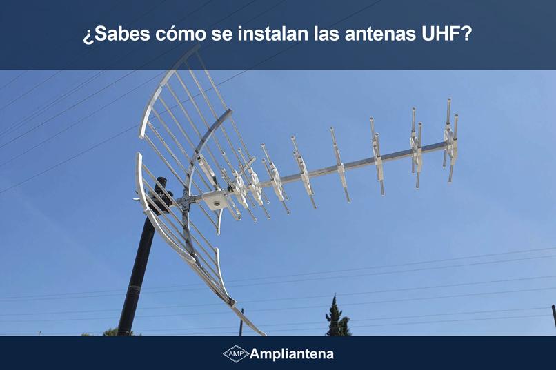 antenas uhf