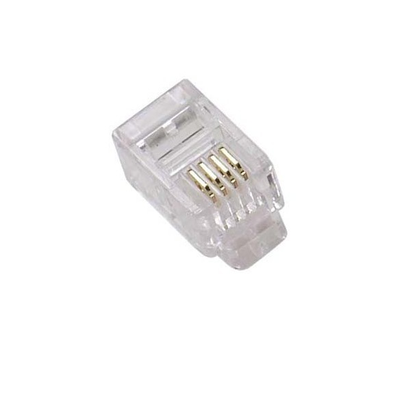 Telephony and data connectors