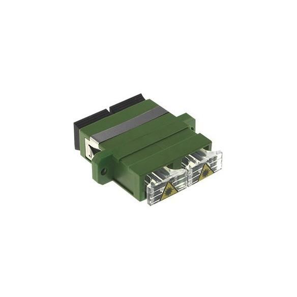 Adaptadores para fibra óptica