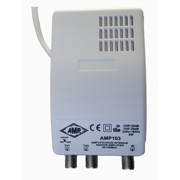 Indoor amplifiers