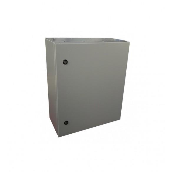 Watertight metal enclosures