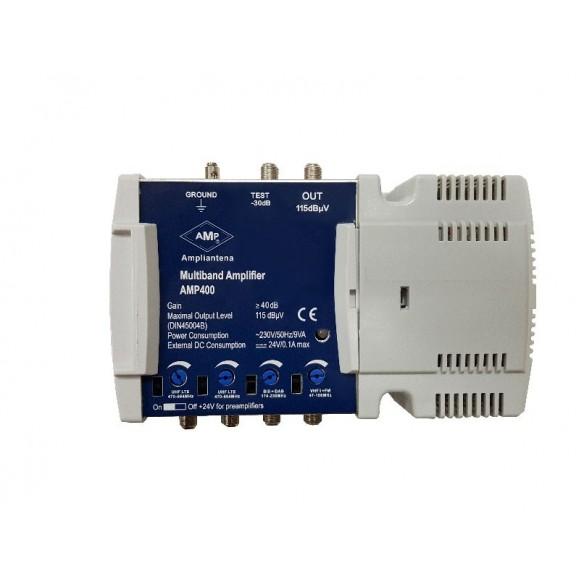 Amplificadores para antenas