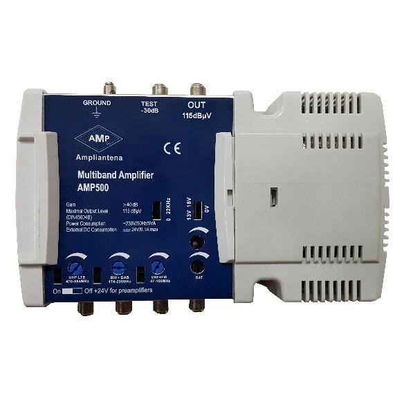 Multiband amplifiers