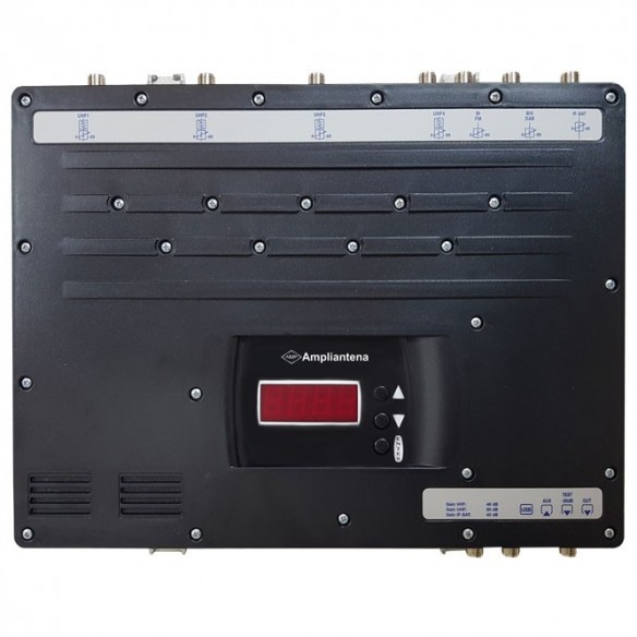 Programmable amplifiers (Vision 5 Series)