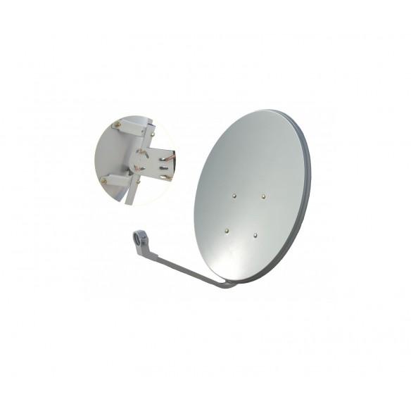 Antenas parabólicas TV satélite