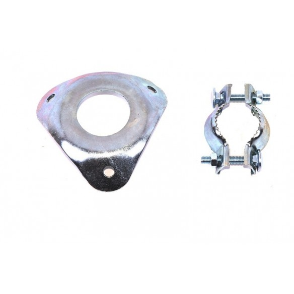 Guy wire mounting and accesories