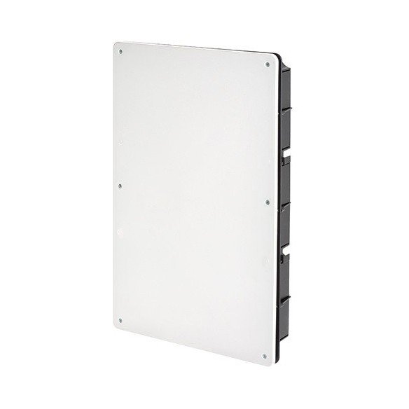 Polyester and metal enclosures