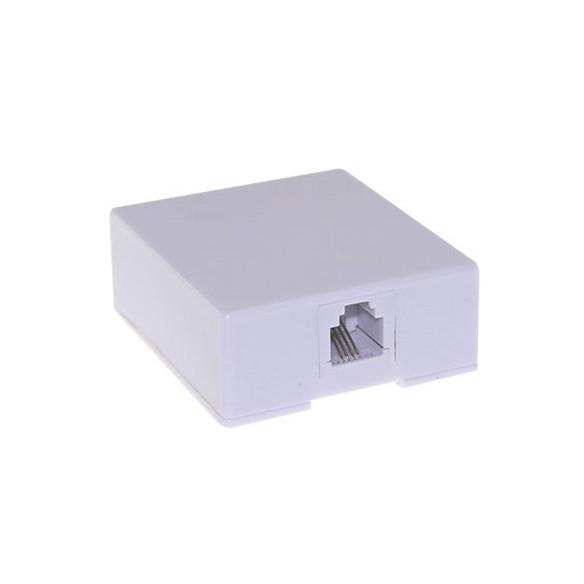 Rosetas, cajas terminales y mecanismos